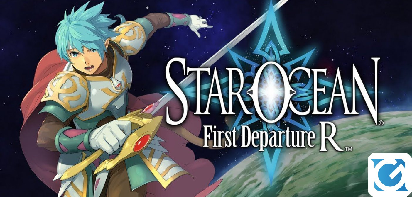 STAR OCEAN First Departure R arriva su PS 4 e Switch a dicembre