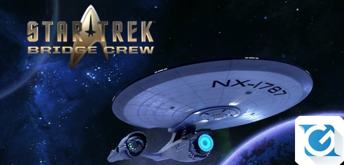 Star Trek Bridge Crew e' disponibile!
