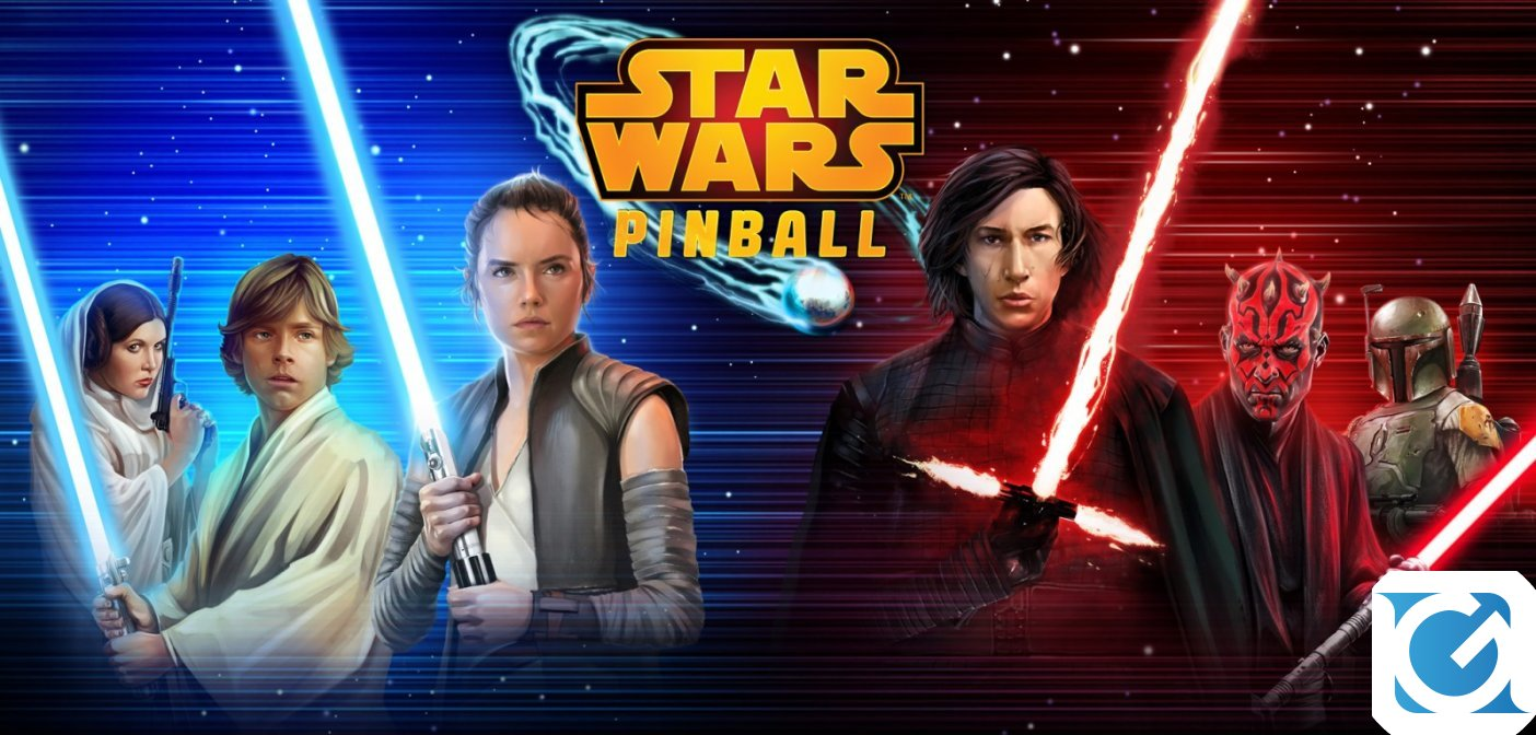 Star Wars Pinball é ora disponibile per Nintendo Switch