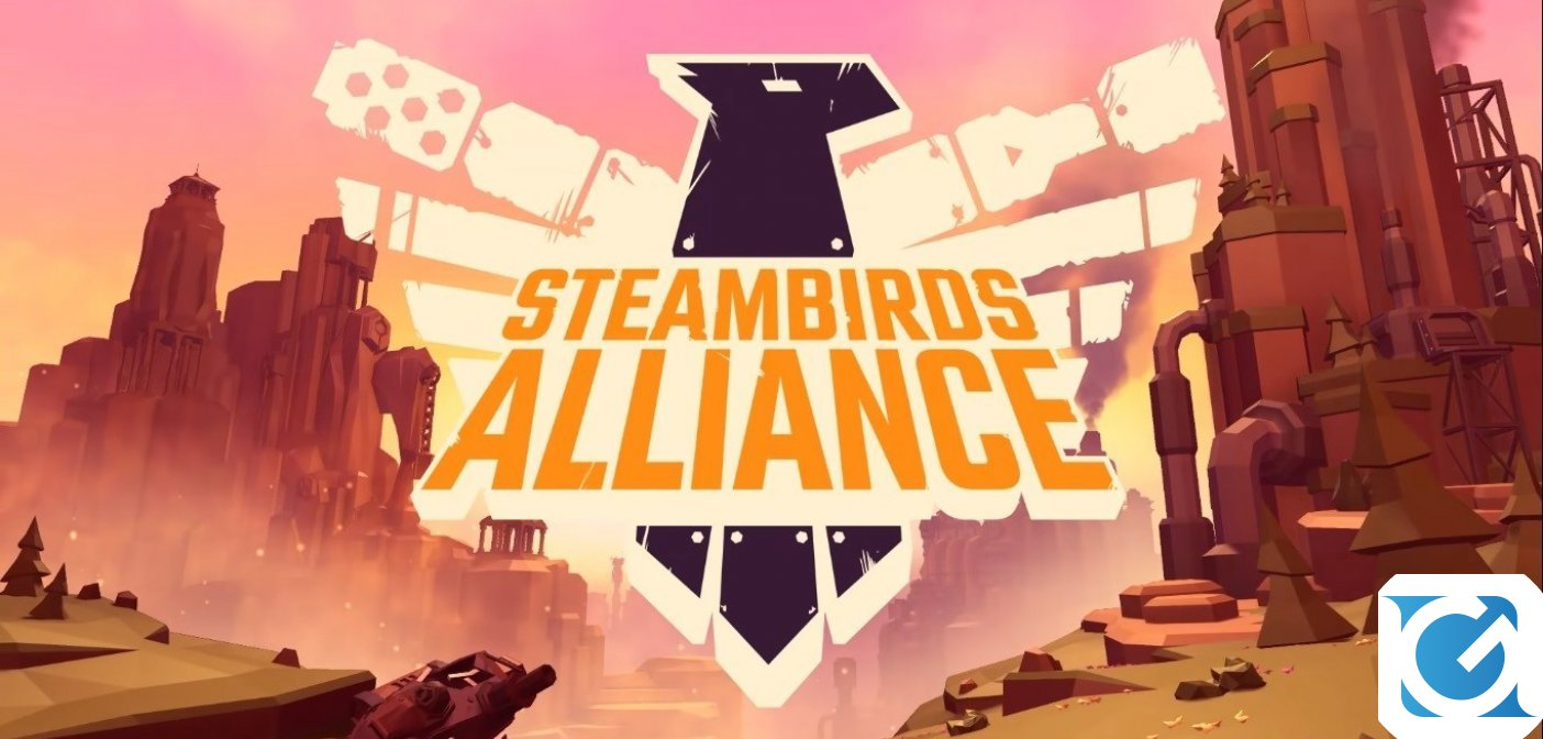 Steambirds Alliance entra in open beta