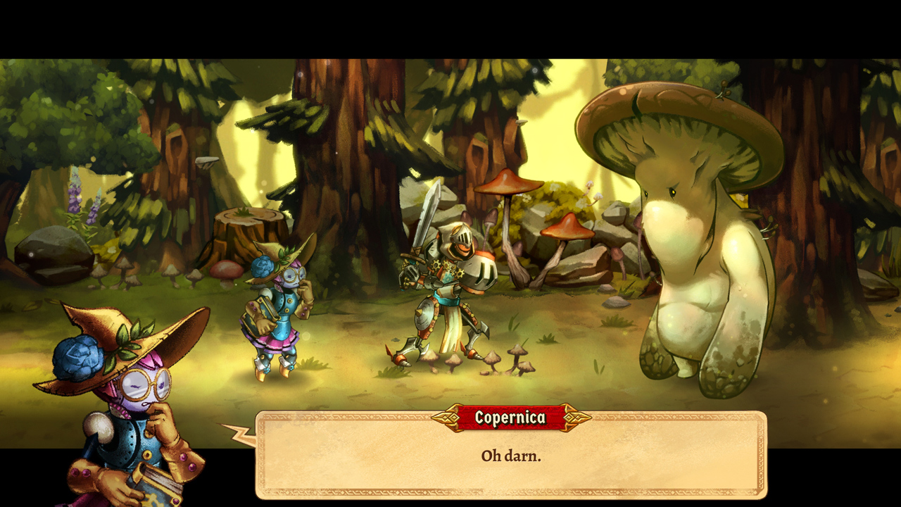 Steamworld Quest – Hand of Gilgamech