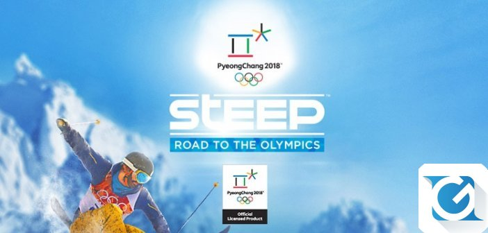 Il 28 novembre inizia la open beta di STEEP Road to the Olympics
