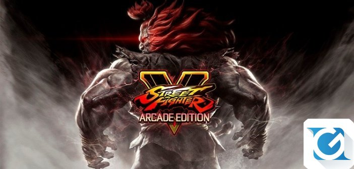 Street Fighter V: Arcade Edition e' disponibile nei negozi in formato fisico!