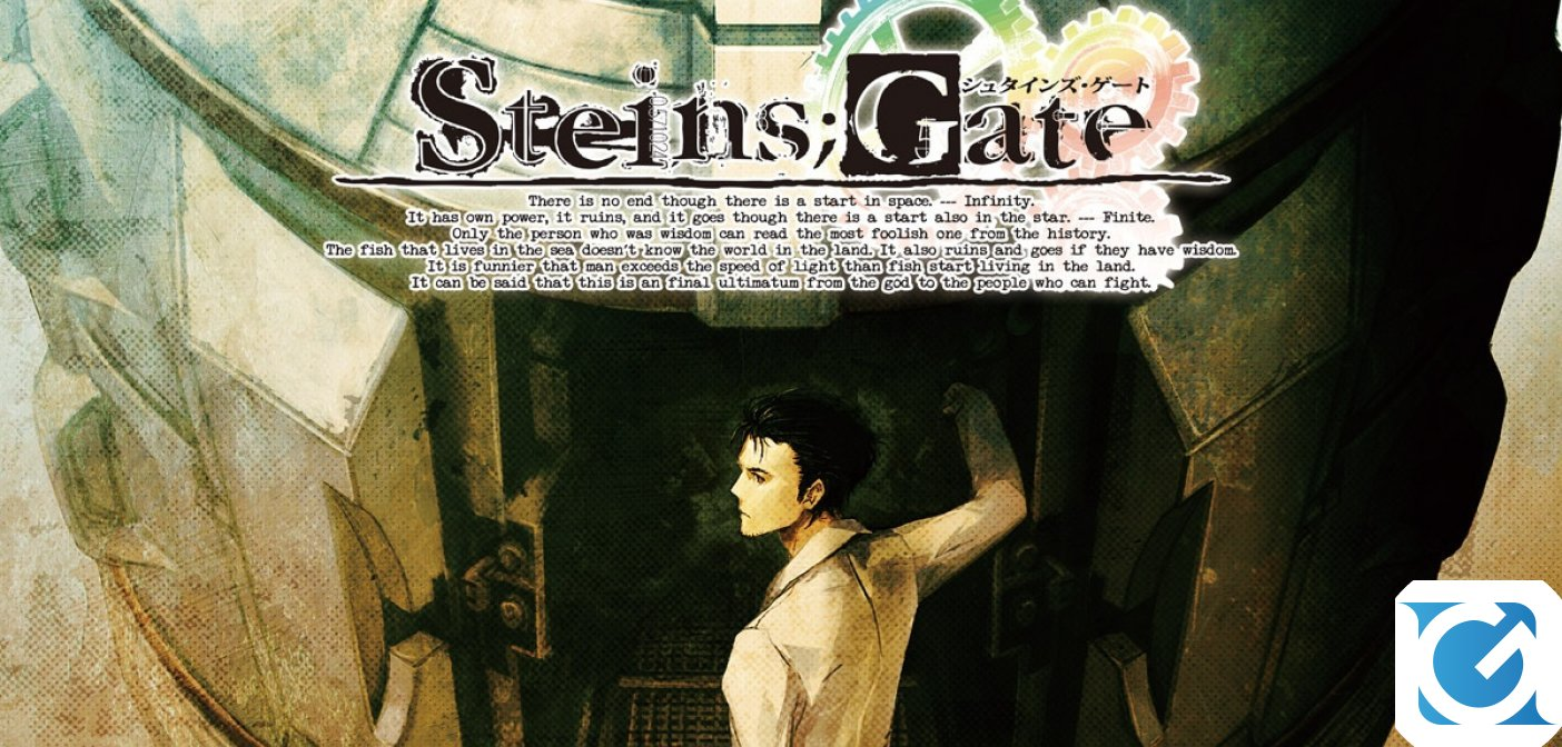 Steins;Gate Elite arriva il 19 febbraio 2019 su PlayStation 4 e Nintendo Switch