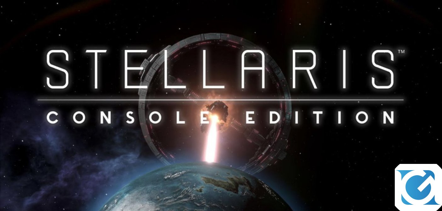 Stellaris: Console Edition è disponibile per XBOX One e PS4