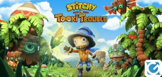 Stitchy in Tooki Trouble è disponibile su Switch