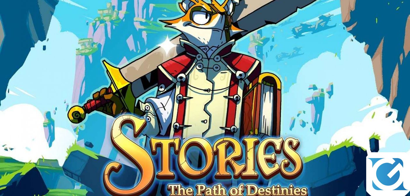 Stories: The Path of Destinies è in arrivo su XBOX One