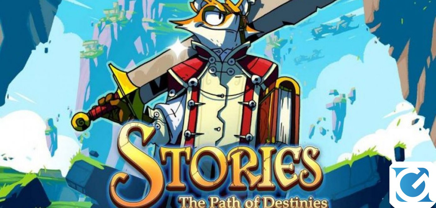 Recensione Stories: The Path of Destinies - Un interessante action-rpg