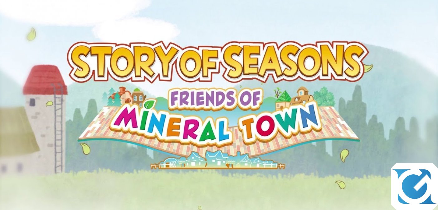 STORY OF SEASONS: Friends of Mineral Town è disponibile su Switch