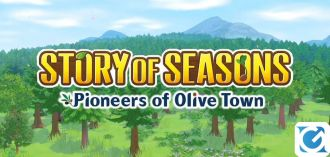 STORY OF SEASONS: Pioneers of Olive Town arriverà su Switch a marzo 2021