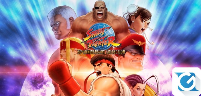 Recensione Street Fighter 30th Anniversary Collection - La storia di un mito