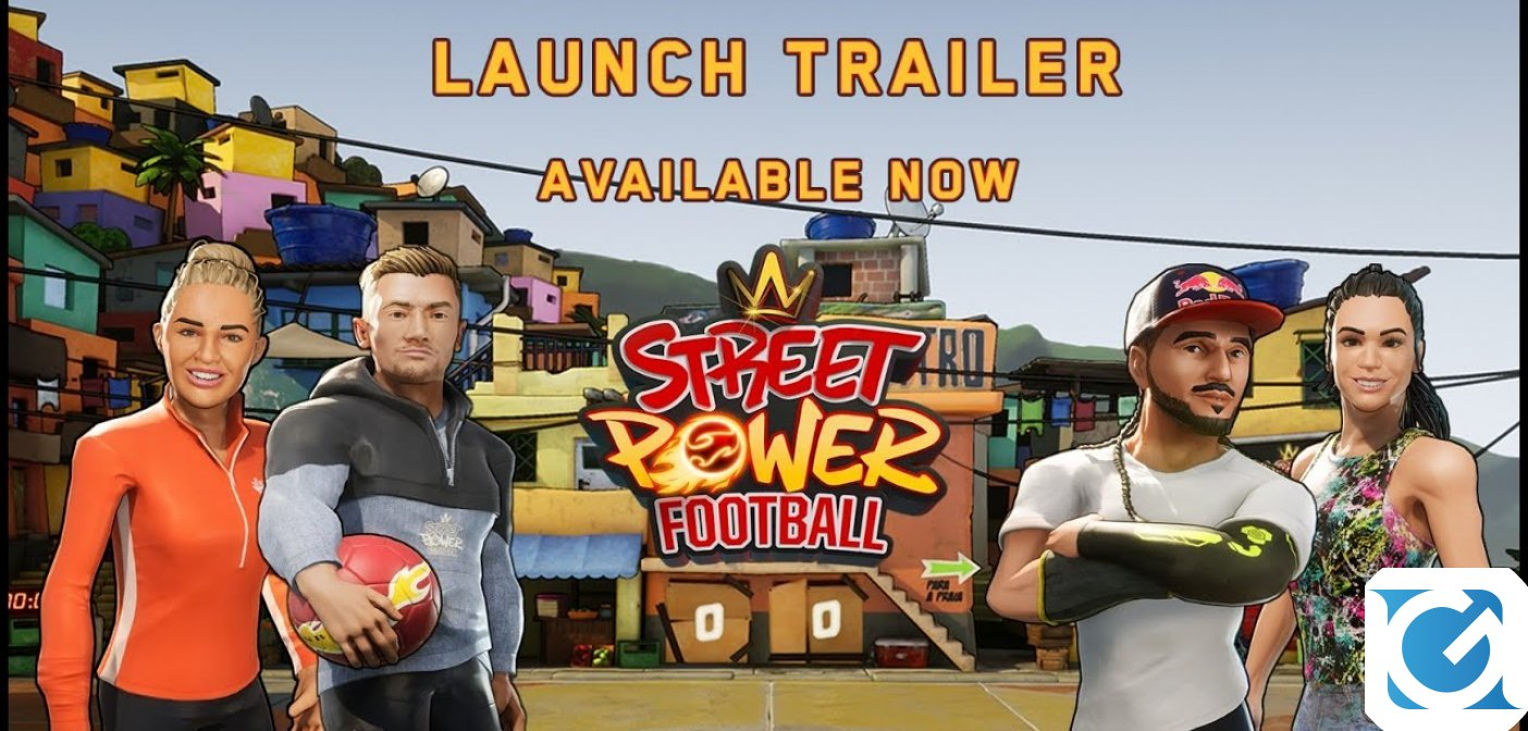 Street Power Football è disponibile su PC e console