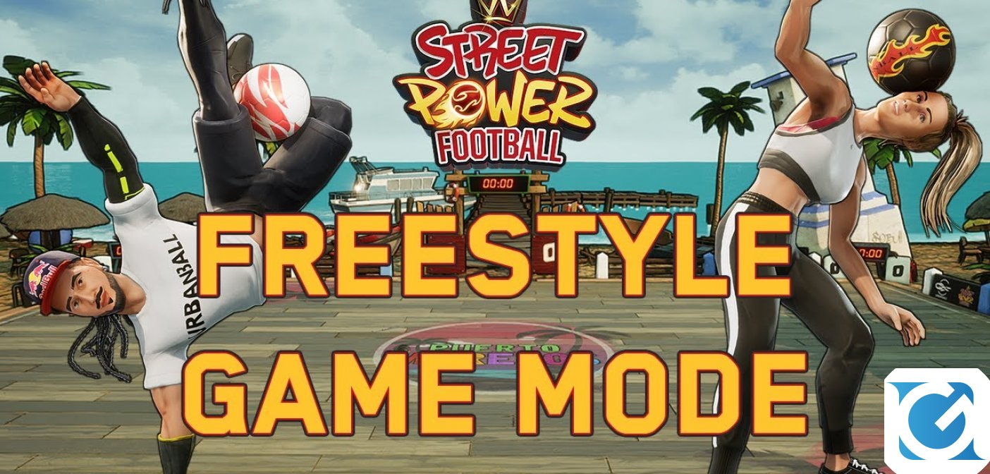 Street Power Football sfodera un nuovo gameplay trailer di freestyle e annuncia i propri Ambassador