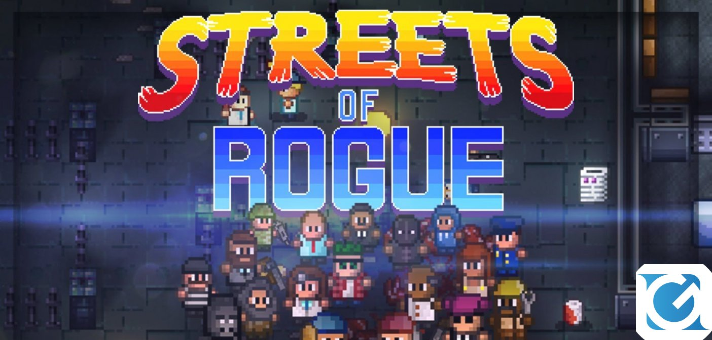 Streets of Rogue arriva venerdì su console e PC