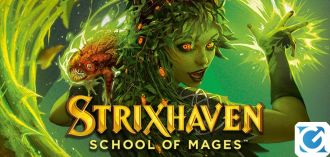 Strixhaven: Scuola dei Maghi è disponibile su Magic: The Gathering Arena