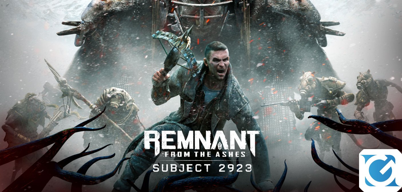 Subject 2923, il DLC di Remnant: From The Ashes sarà disponibile dal 20 agosto