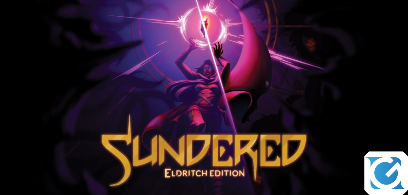 Sundered: Eldritch Edition è disponibile per Switch