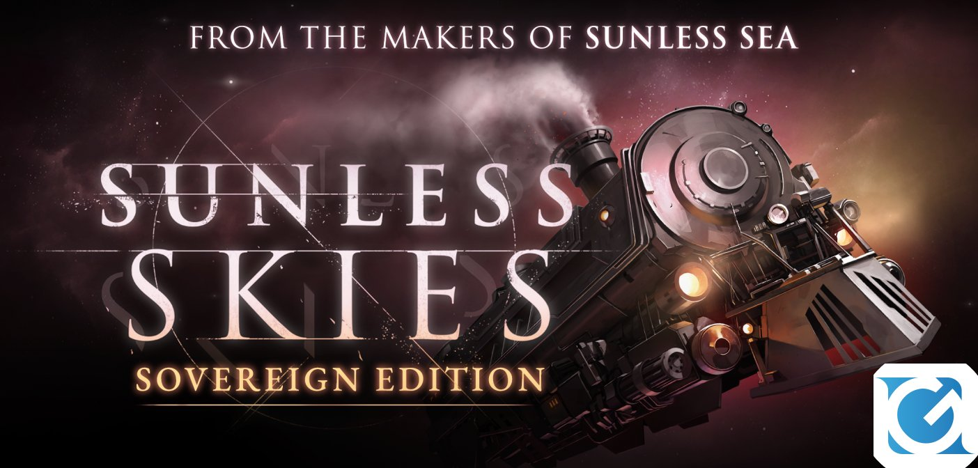 Sunless Skies: Sovereign Edition arriva su console nel 2020