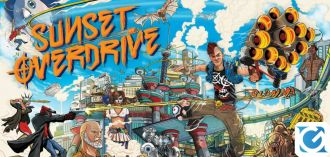 Sunset Overdrive arriva su PC