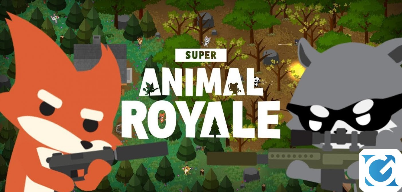 Super Animal Royale arriva su PC il 12 dicembre