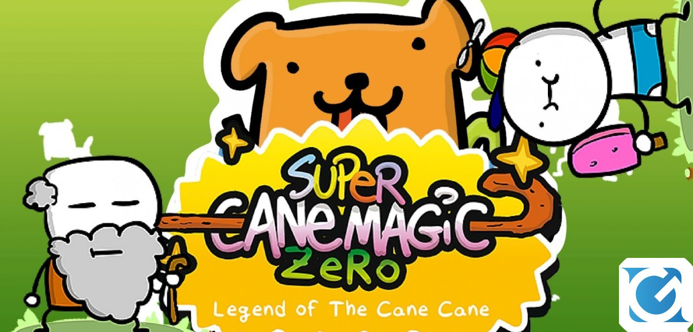 Ecco l'accolades trailer per Super Cane Magic Zero