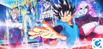 Nuovo trailer per SUPER DRAGON BALL HEROES WORLD MISSION