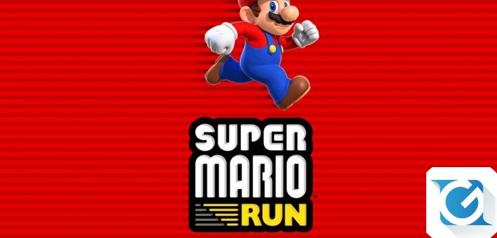 Super Mario Run e' disponibile anche per Android