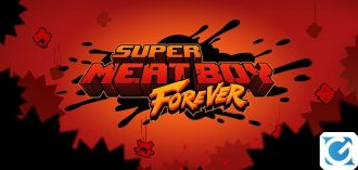 Super Meat Boy Forever si mostra nel primo video di gameplay!