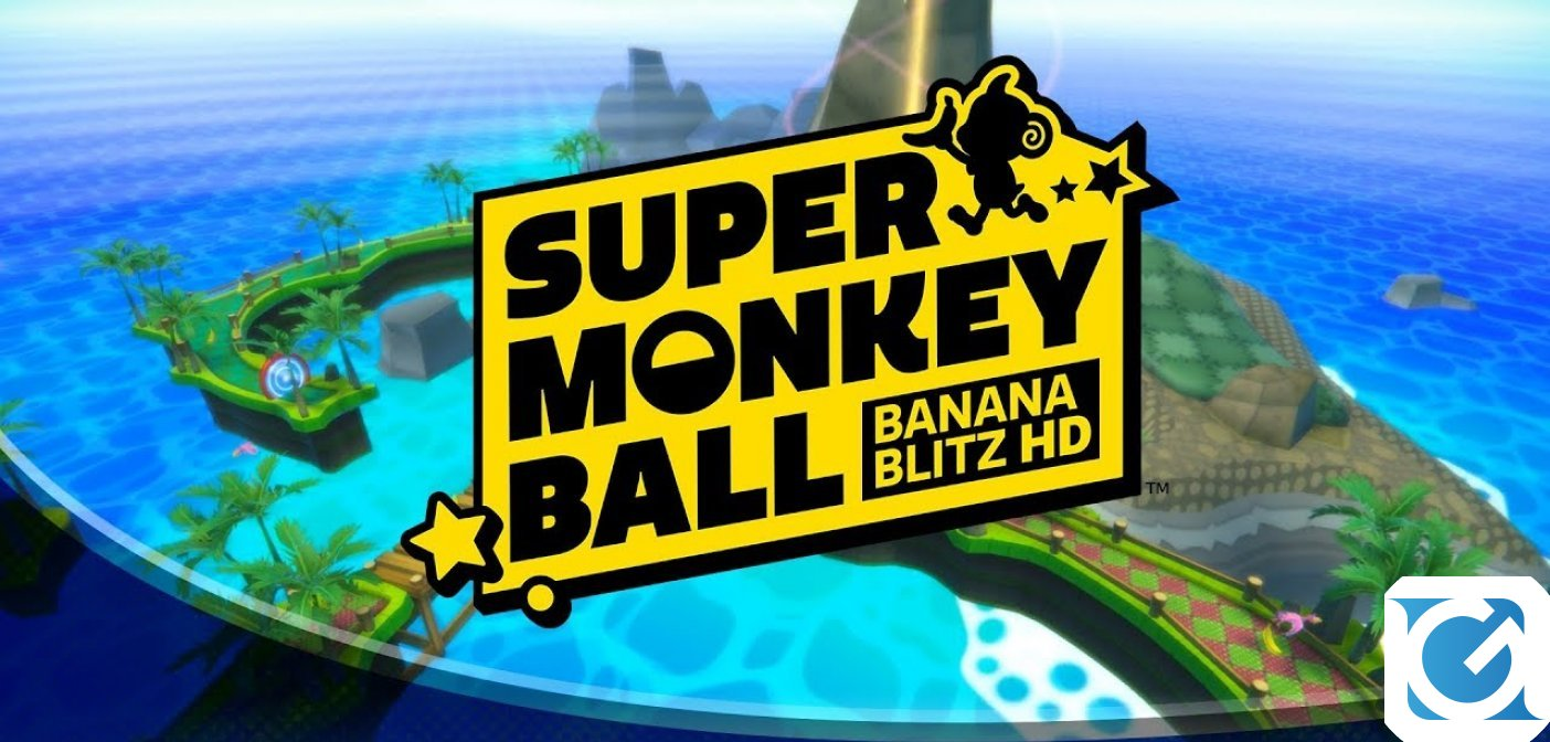 Super Monkey Ball: Banana Blitz HD è disponibile per console