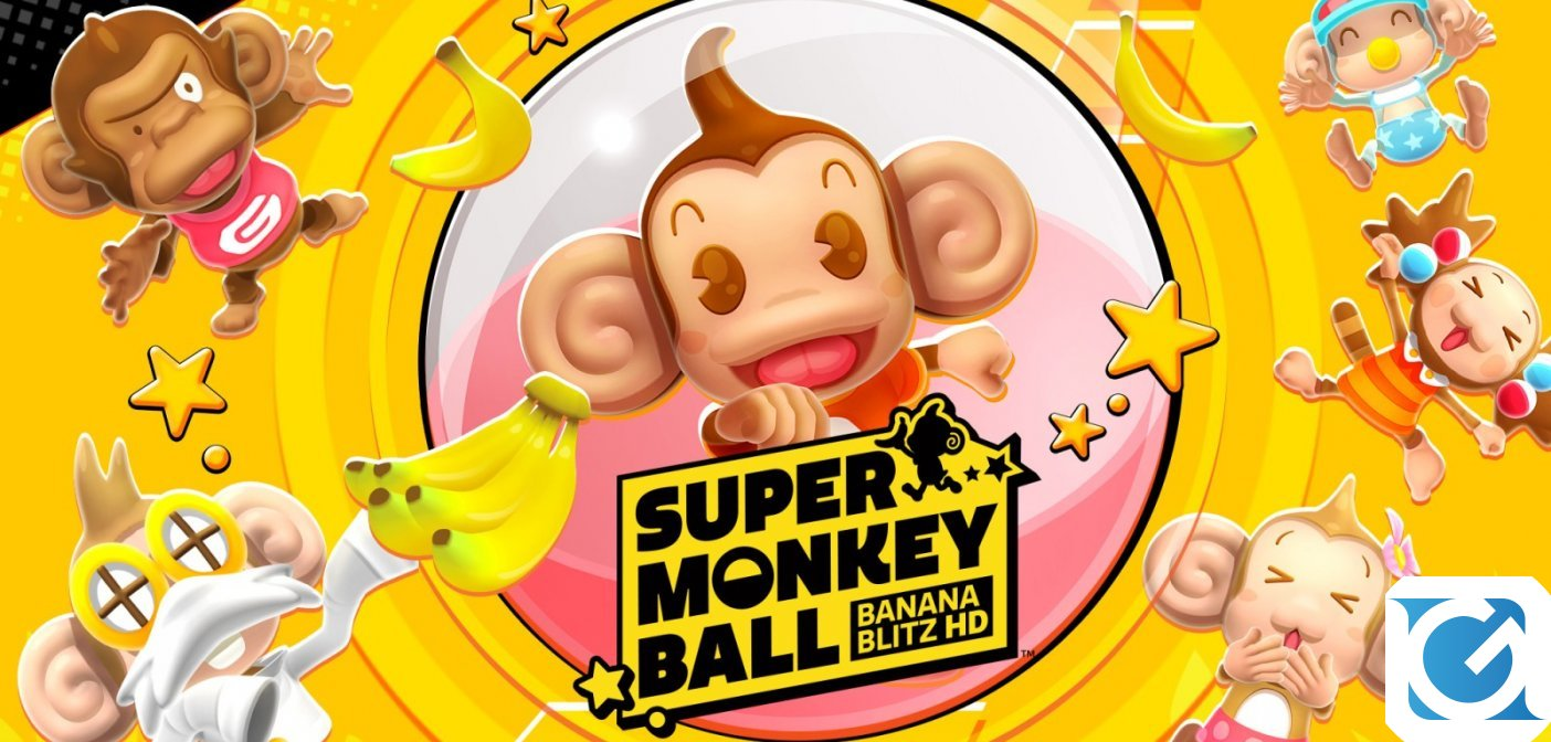 Recensione Super Monkey Ball: Banana Blitz HD -  Il ritorno di Super Monkey Ball