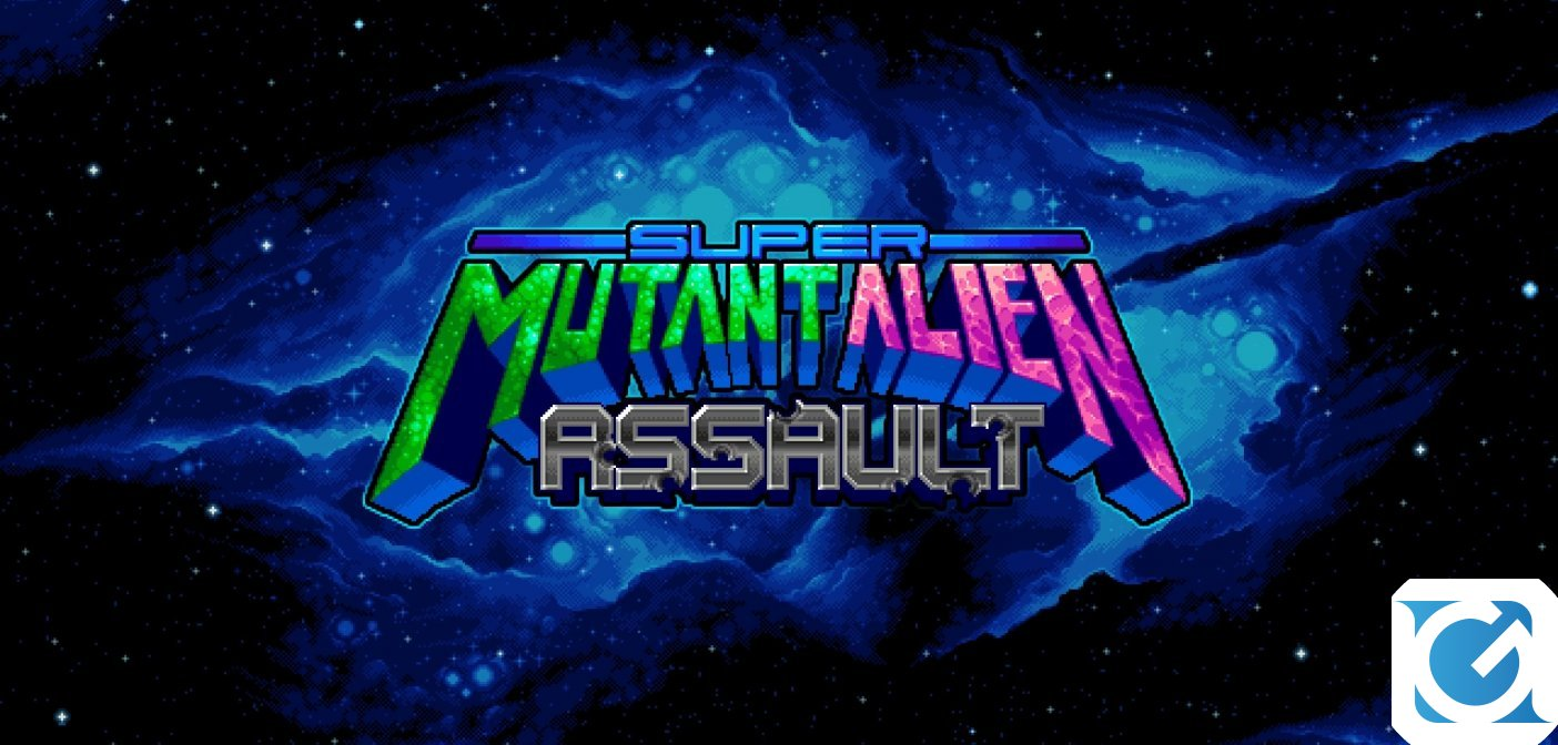 Super Mutant Alien Assault annunciato per Nintendo Switch