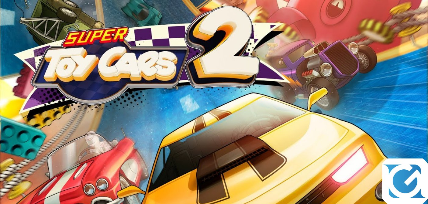 Super Toy Cars 2 è disponibile su PC e arriverà presto su Switch