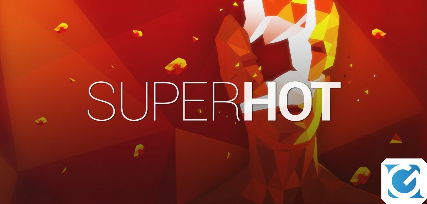 SuperHot è disponibile anche per Nintendo Switch