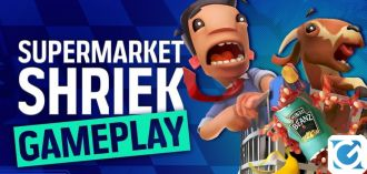Supermarket Shriek è disponibile per PC e console