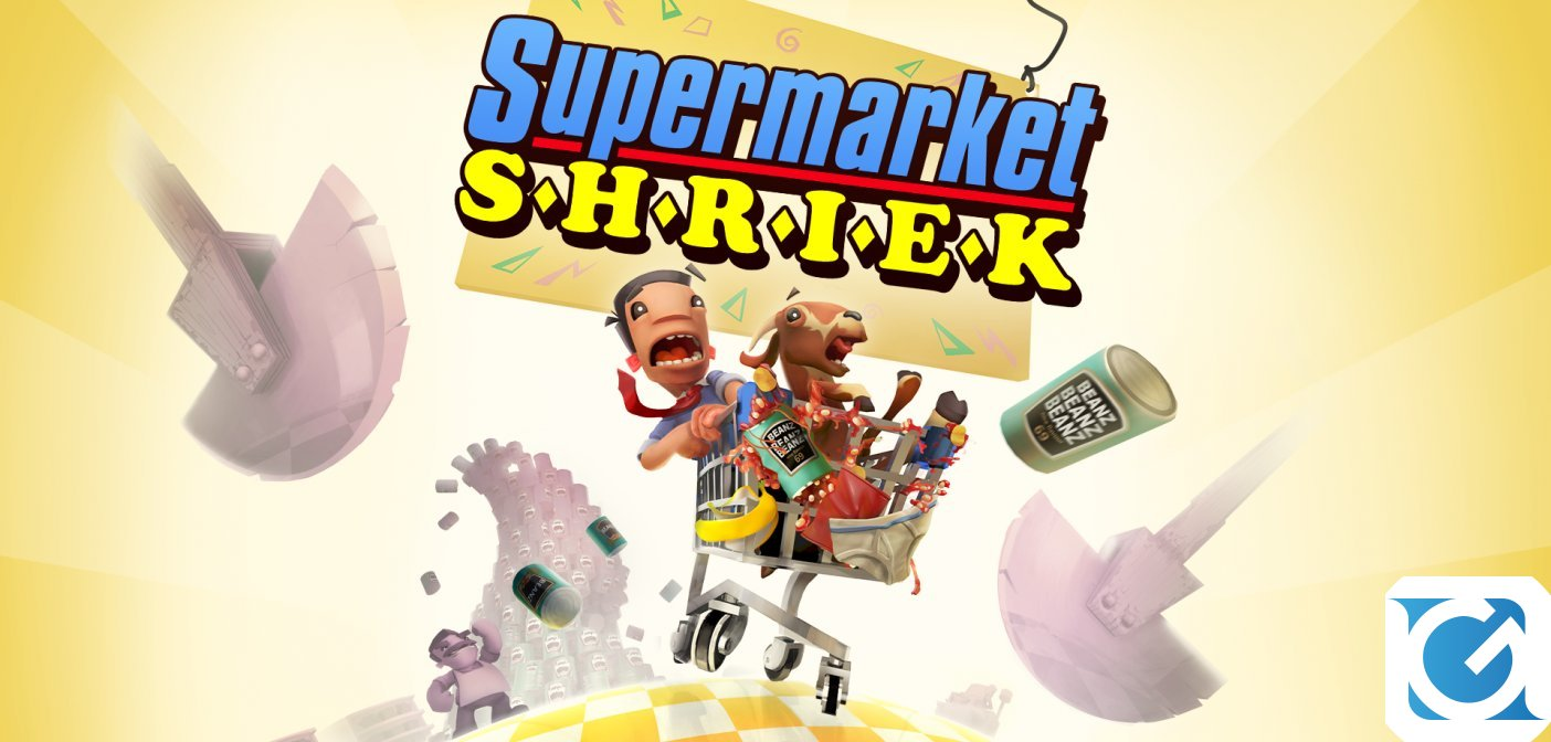 Supermarket Shriek ha una data d'uscita!
