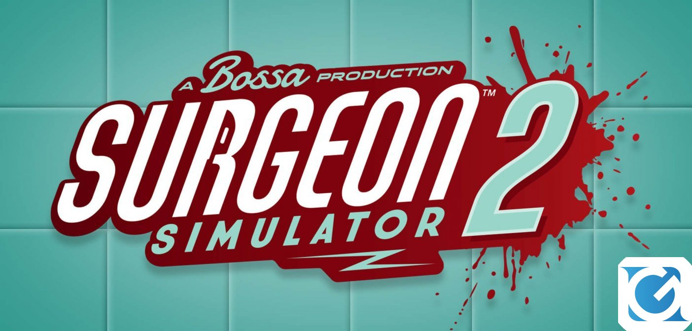 Surgeon Simulator 2 è stato annunciato durante il PC Gaming Show