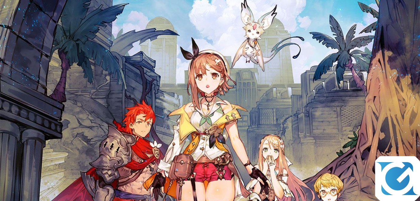Svela i misteri delle antiche rovine in Atelier Ryza 2: Lost Legends & The Secret Fairy