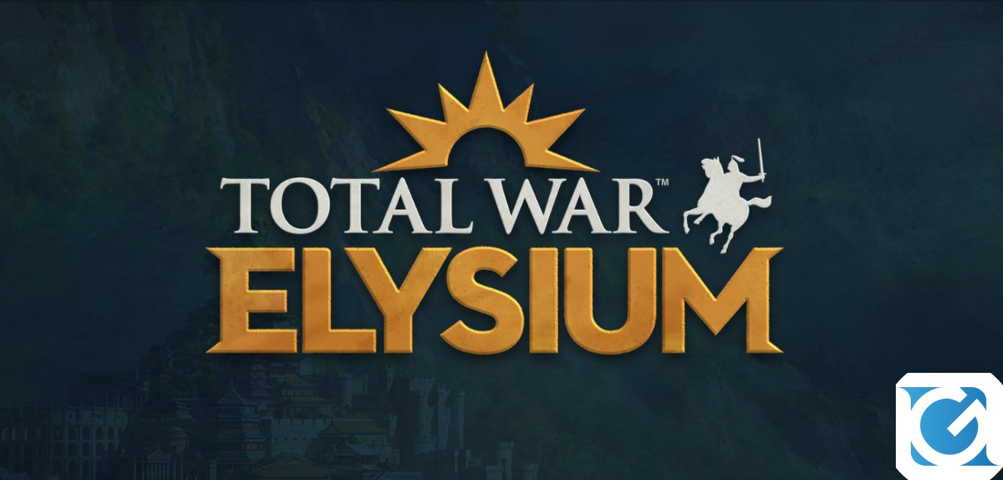 Svelato il gameplay di Total War: ELYSIUM