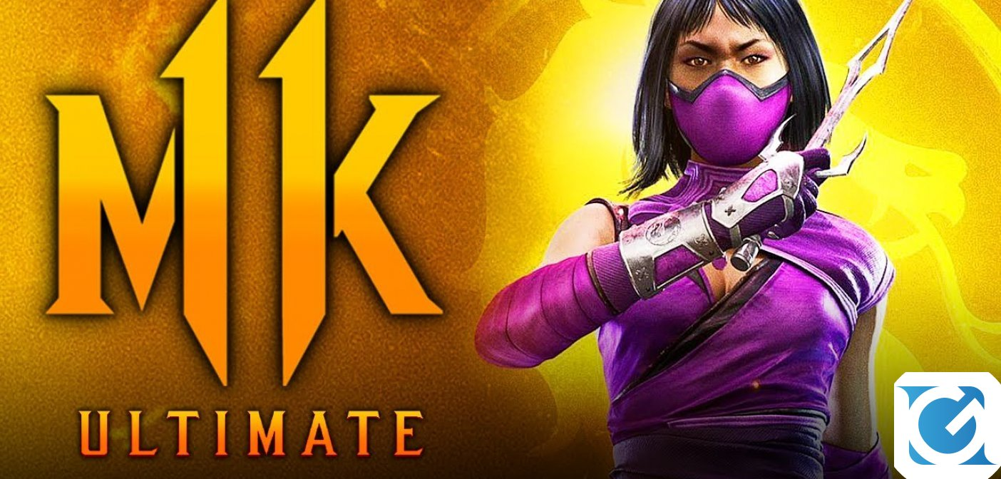 Svelato il gameplay trailer di Mileena in Mortal Kombat 11 Ultimate
