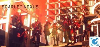Svelato l'Opening Movie di Scarlet Nexus