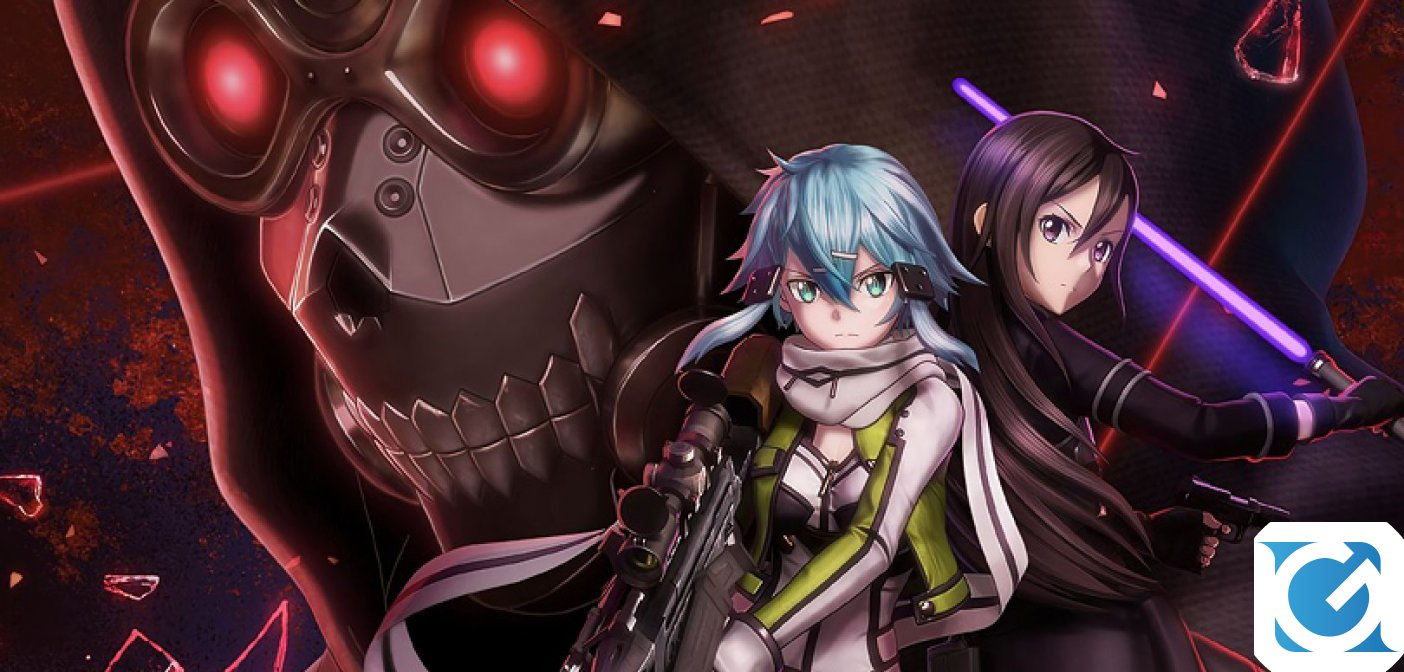 SWORD ART ONLINE: Fatal Bullet Complete Edition disponibile da domani per XBOX One e PS4