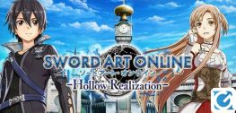 SWORD ART ONLINE: Hollow Realization Deluxe Edition annunciato per Switch