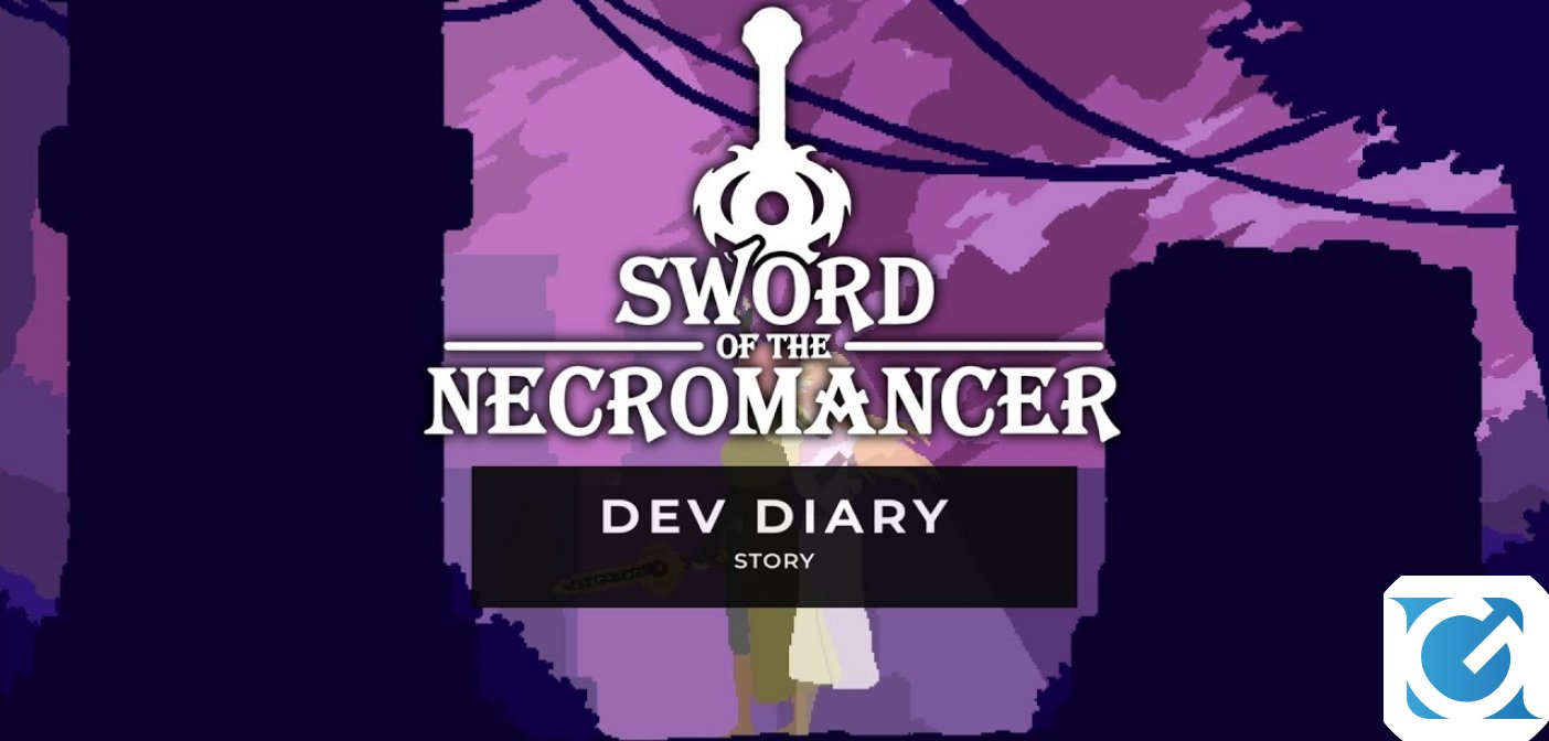 Sword of the Necromancer ha una data d'uscita, arriva a fine gennaio