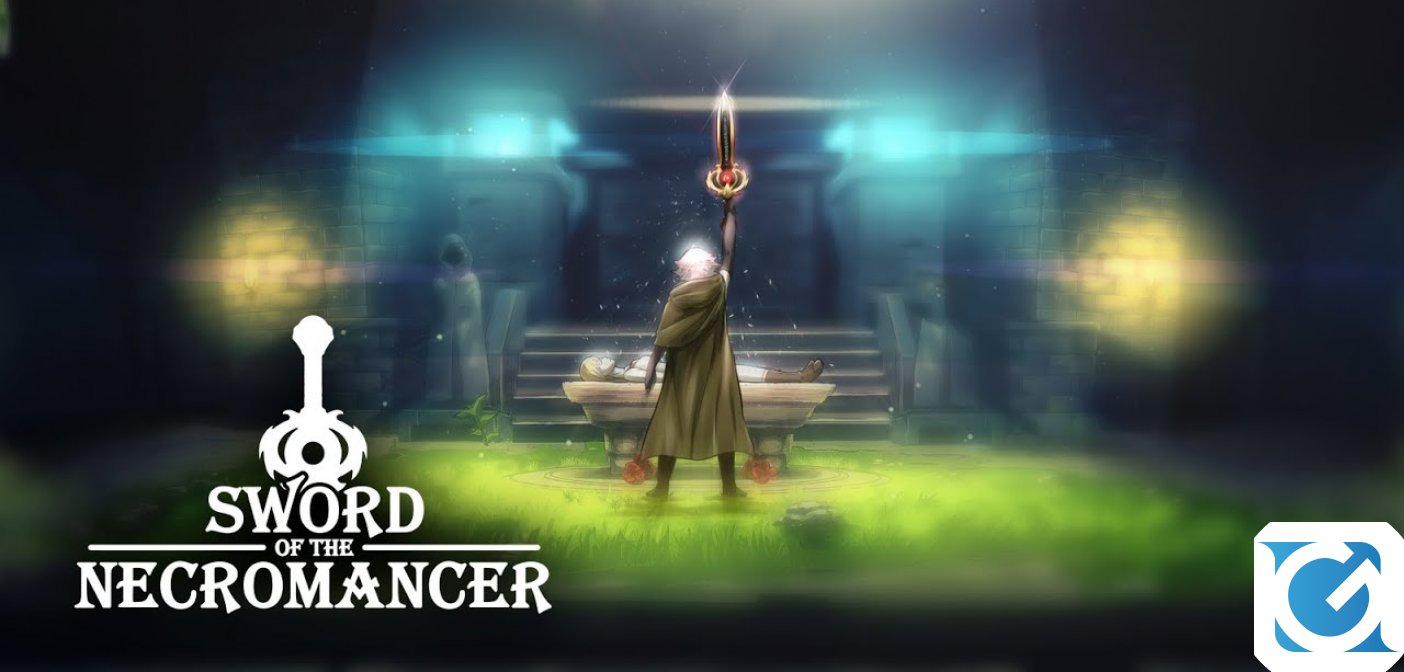 Sword of the Necromancer ha una data d'uscita