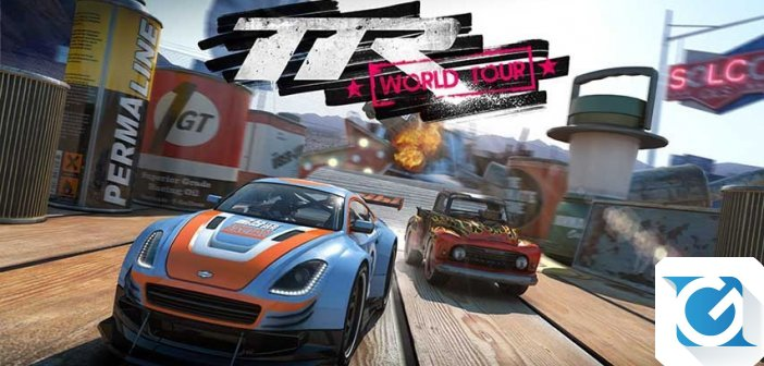 Table Top Racing World Tour e' disponibile su XBOX One