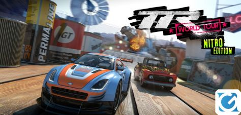 Recensione Table Top Racing: World Tour - Nitro Edition - Table Top Racing sfreccia su Switch