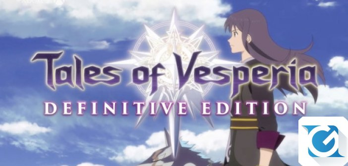 Tales of Vesperia: Definitive Edition annunciato per XBOX One, Playstation 4, PC e Nintendo Switch