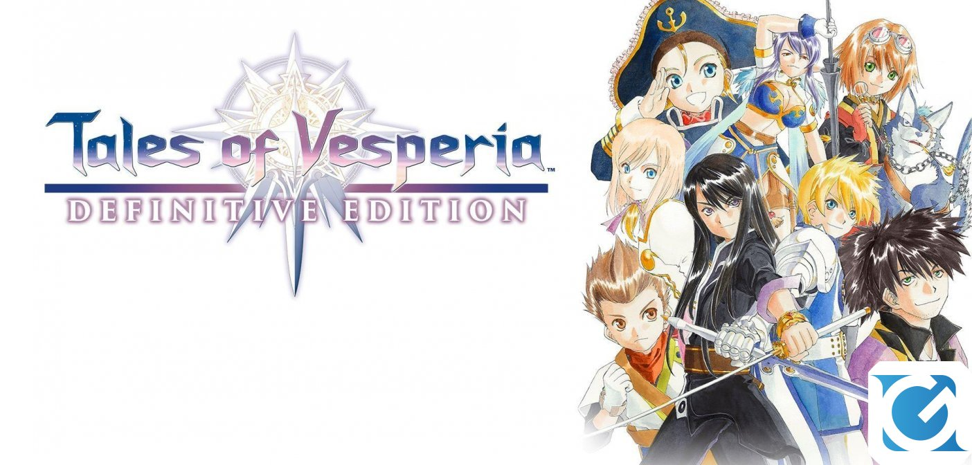 TALES OF VESPERIA: Definitive Edition è disponibile: ecco il trailer di lancio
