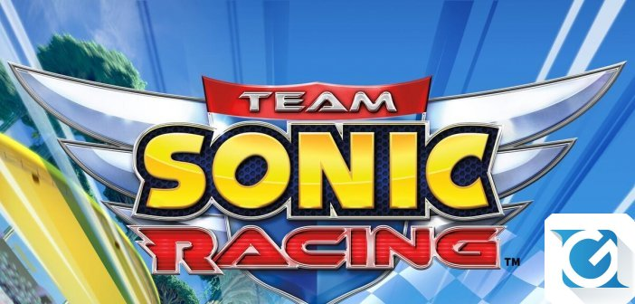 Team Sonic Racing arrivera' questo Inverno