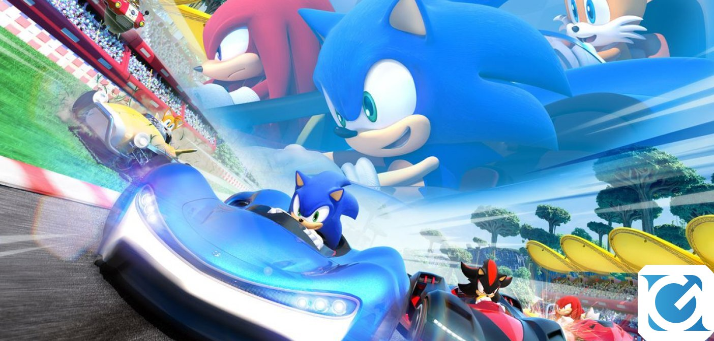 SEGA svela il Making of della Soundtrack di Team Sonic Racing